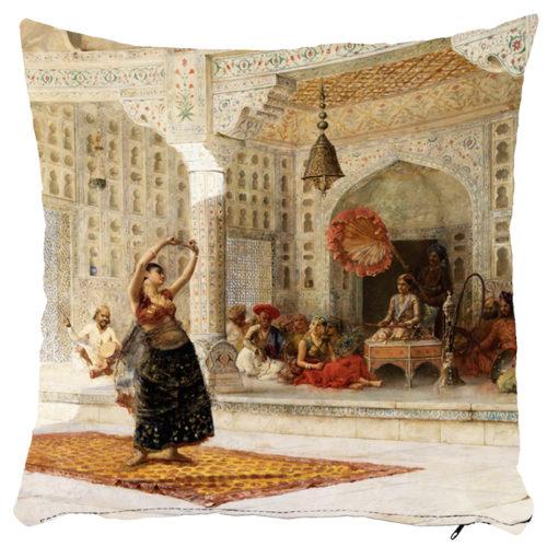 Poszewka dekoracyjna tancerka w haremie