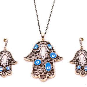 Komplet biżuterii Sułtanki Hurrem