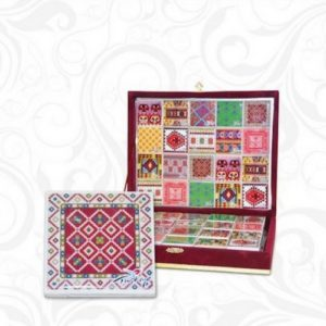 Osmański ceramiczny magnes