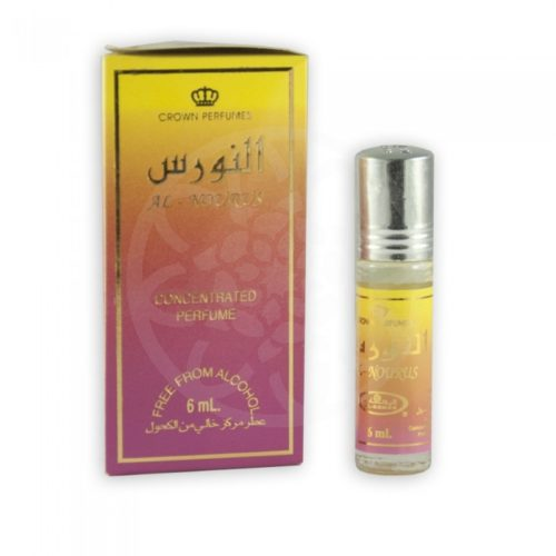 Perfumy Al-Rehab Al Nourus dla Niej 6 ml