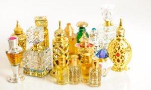 Perfumy arabskie w olejku