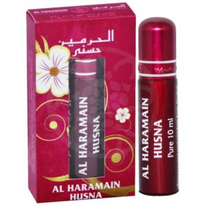 Al Haramain Husna arabskie perfumy w olejku 10 ml