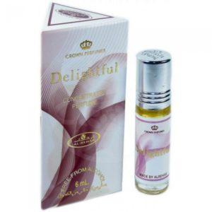Al-Rehab Delightful arabskie perfumy w olejku 6 ml