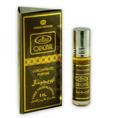 Al-Rehab Original arabskie perfumy w olejku 6 ml