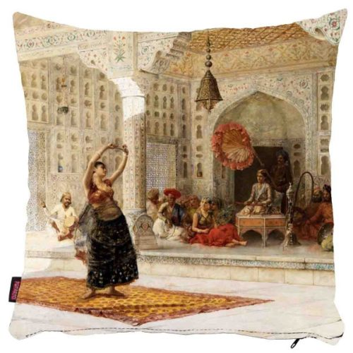 Osmańska tancerka - poszewka na poduszkę