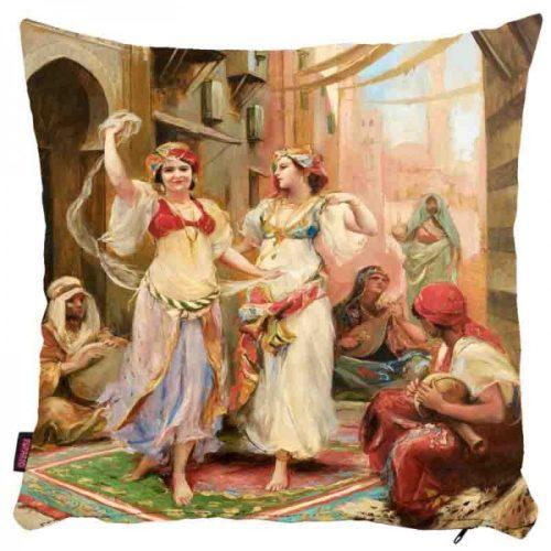 Tancerki w haremie - poszewka na poduszkę