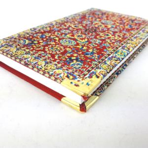 Osmański notes czerwony - mały