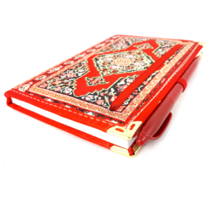 Osmanski notes z dlugopisem