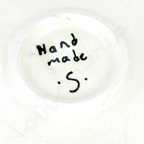 Ceramiczny talerz hande made 30 cm