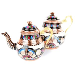 Çaydanlık do tureckiej herbaty