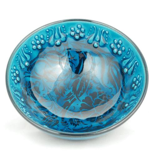 Miseczka ceramiczna 11 cm turkusowa