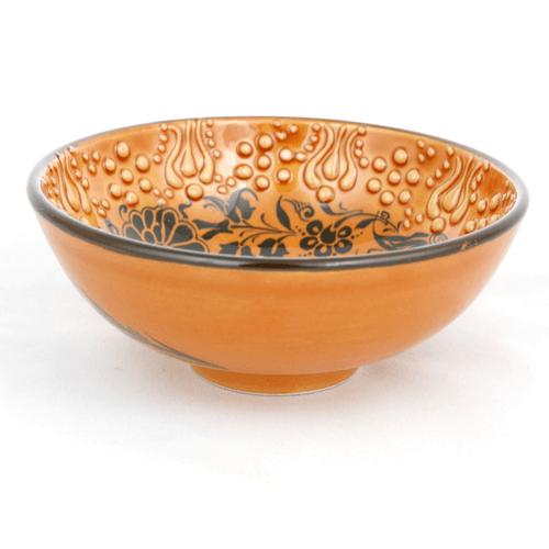 Miseczka ceramiczna 11 cm żółta