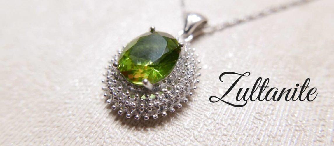 Zultanite-bizuteria
