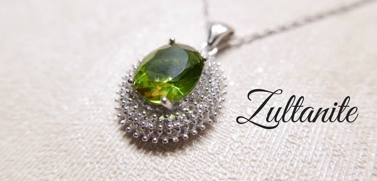 Biżuteria zultanit
