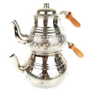Czajnik do herbaty po turecku - duży rodzinny