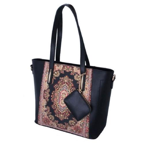 Elegancka torebka z portmonetką