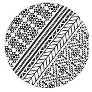 Ręcznik plażowy okrągły