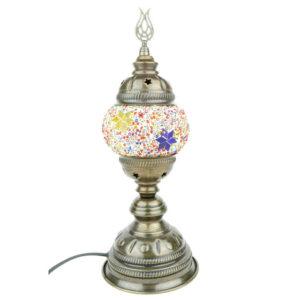 Stojąca lampa orientalna mała
