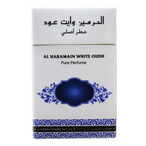 Al-Haramain white oudh