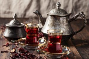 Rytuał parzenia herbaty po Turecku...