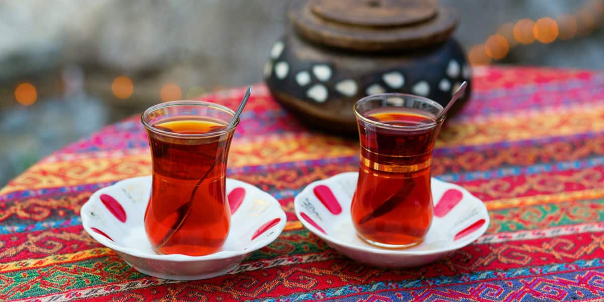 Udekoruj swój stół orientalnymi dodatkami prosto z Turcji