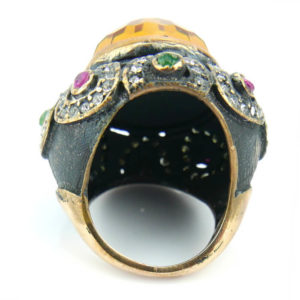 Orientalny pierścień