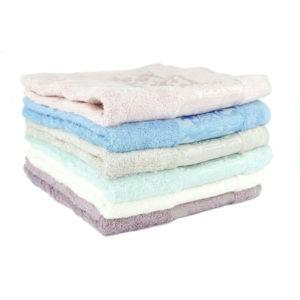 Ręczniki bambusowe - kpl 6 szt.