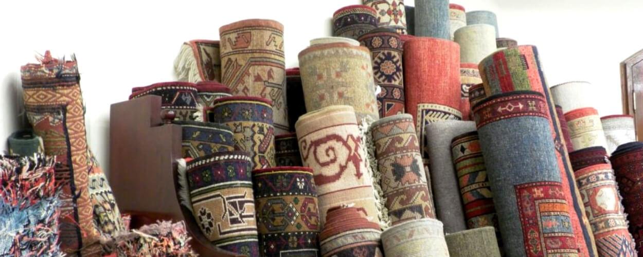 Dywan to jedno ze słów pochodzących z tureckiego