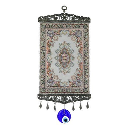 Dekoracja na ścianę z okiem proroka