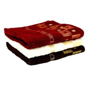 Komplet ręczników bawełnianych - 3szt.