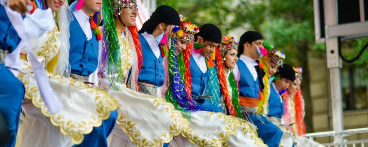 tureckie tańce