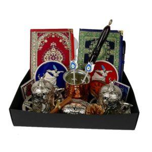 Orientalny zestaw prezentowy dla dwóch osób