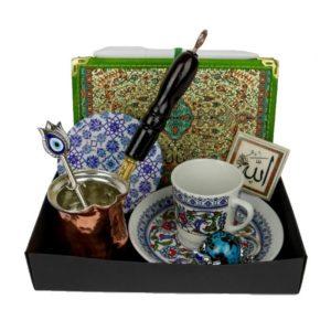 Orientalny zestaw prezentowy dla jednej osoby