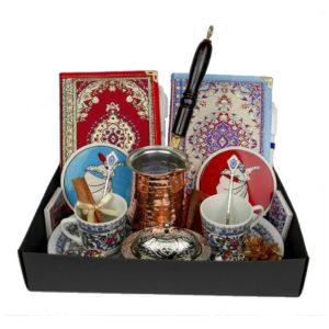Turecki zestaw prezentowy dla dwóch osób