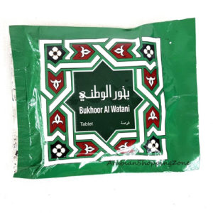 Bakhoor - kadziło arabskie Al Watani