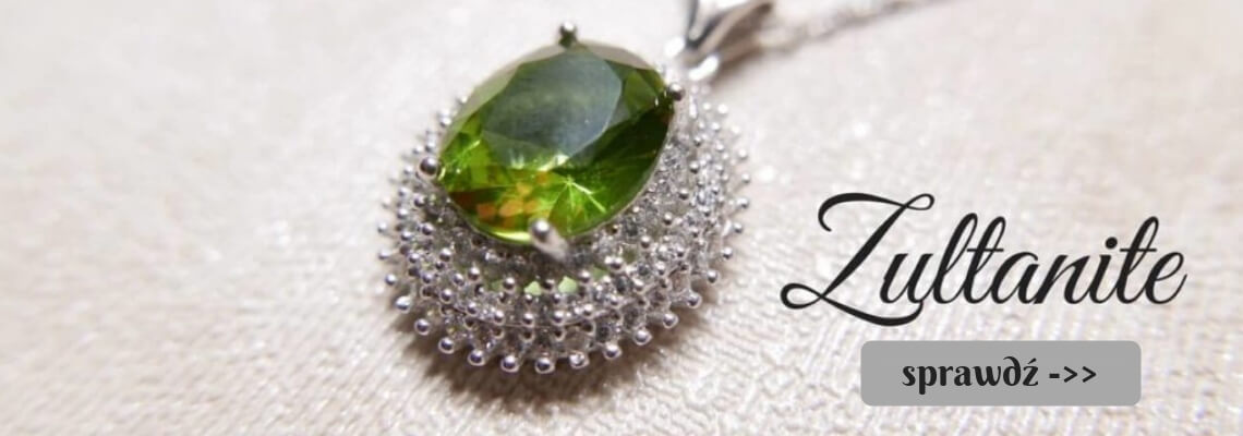 Biżuteria z zultanitem