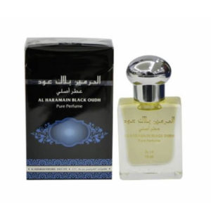 Al Haramain Black Oudh
