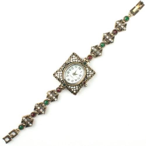 Orientalny zegarek na rękę