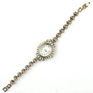 Zegarek na rękę z bransoletą