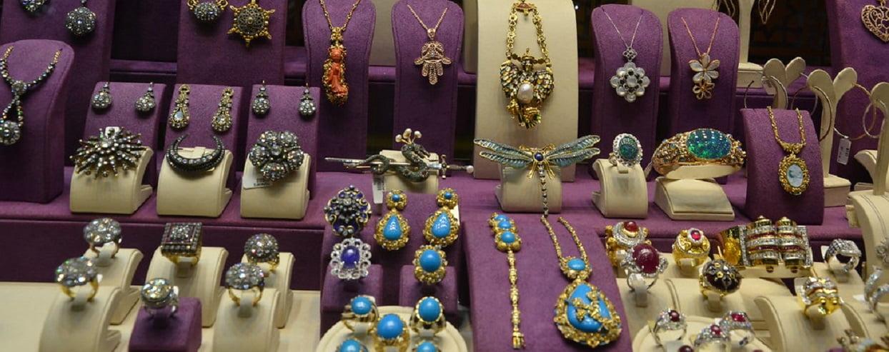 orientalna biżuteria na lato