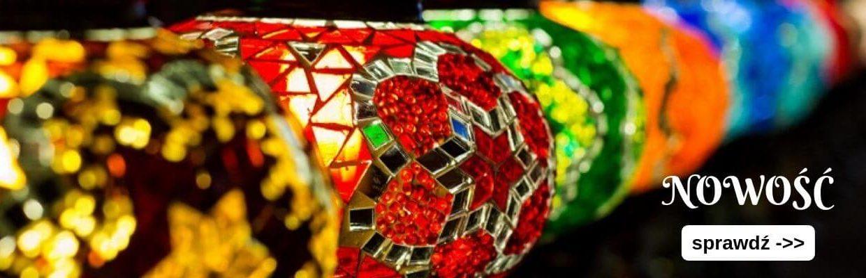 lampy mozaikowe