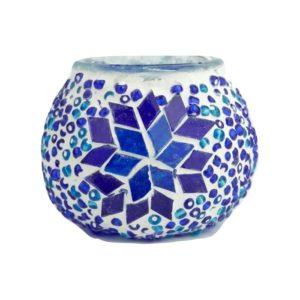 Lampion mozaikowy