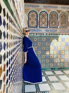 Galabija damska odzież arabska