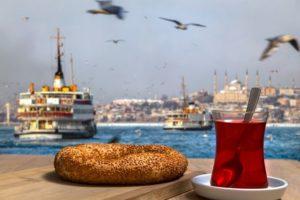 Szklanki do herbaty po turecku - kpl. 6 szt.