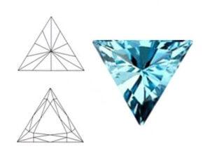 Szlif trójkątny